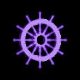 timon3d.stl Télécharger fichier STL gratuit Gouvernail • Objet pour impression 3D, davidbt96