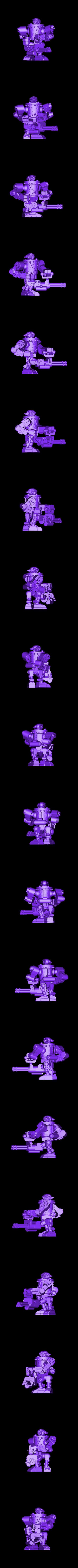 Goblin_Robot.stl Download free STL file Goblin bot • 3D print model, duncanshadow