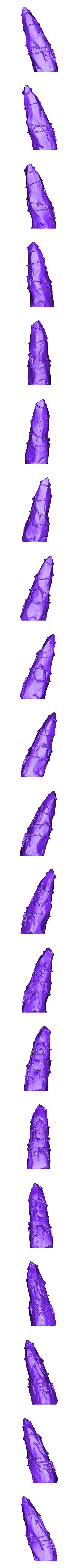 Chaos_stone4.stl Download free STL file Chaos stones • Template to 3D print, duncanshadow