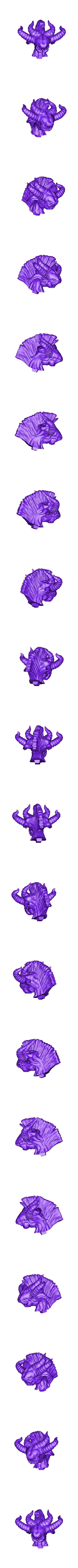 head2.stl Download free STL file Tikbalan • 3D printer design, duncanshadow