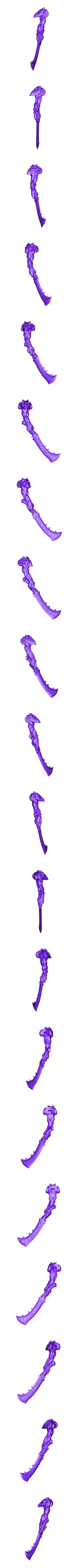 armright.stl Download free STL file Tikbalan • 3D printer design, duncanshadow