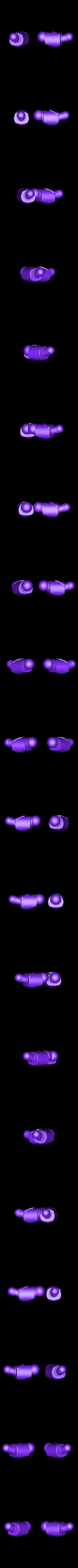 spider_legs4.stl Download free STL file Robot Spider • 3D print design, duncanshadow