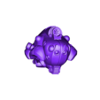 spider_body.stl Download free STL file Robot Spider • 3D print design, duncanshadow