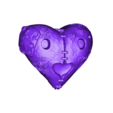 Heart.stl Download free STL file Heart • 3D print model, duncanshadow