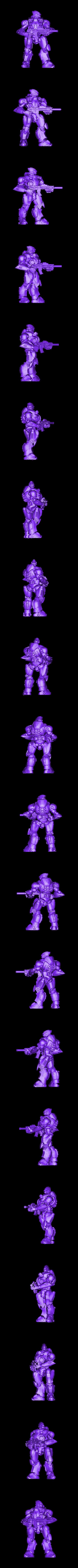 Mecha1.stl Download free STL file Mecha x2 • 3D print model, duncanshadow