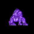 Hound3.stl Download free STL file Hell Hounds • 3D printer design, duncanshadow