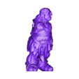 HillGiant_body.stl Download free STL file Giant • Object to 3D print, duncanshadow