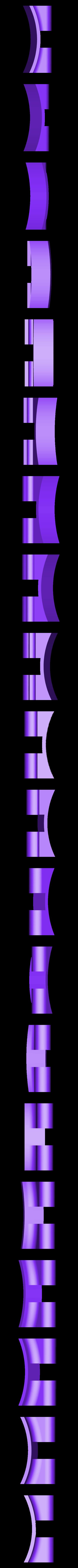 Hinge_UpperPart.stl Download free STL file Jars from bottles • 3D print design, Matlek
