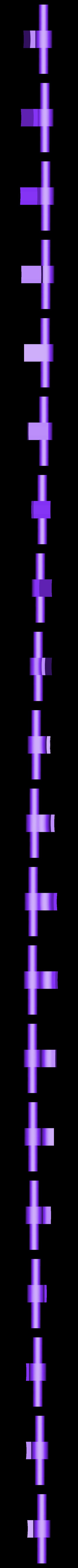 Hinge_LowerPart.stl Download free STL file Jars from bottles • 3D print design, Matlek