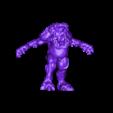 Demon1.stl Download free STL file 3x Demons • 3D printing object, duncanshadow