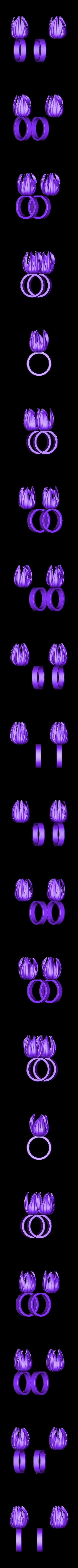 Blossom.obj Download OBJ file Blossom • 3D print object, josephkey
