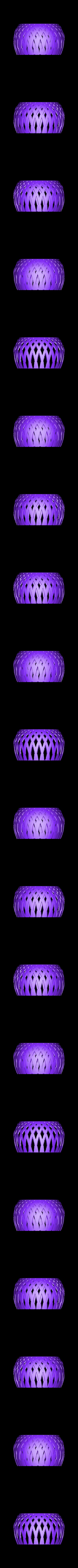Vase - Fusion 360.stl Download STL file Spiral Vase with openings   • Design to 3D print, BannoBlog