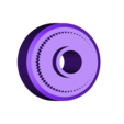 DC Rear Wheel.stl Download free STL file AUG 2018 UFO Project, Drift Motorcycle • 3D printer template, Alien3d