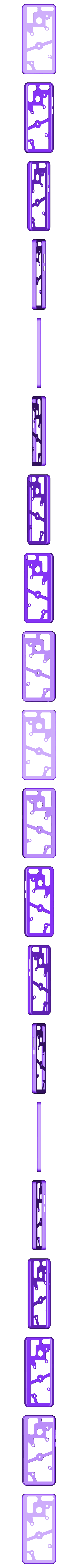cover diciamo definitiva.stl Télécharger fichier STL gratuit xiaomi mi A1 cover • Objet imprimable en 3D, Delli98