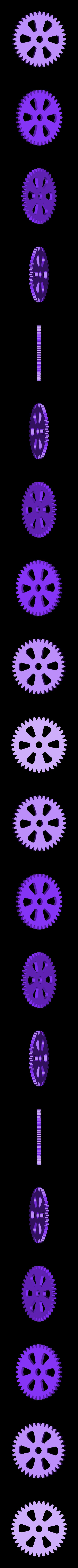 ing cover 12.stl Download free STL file cover gears for xiaomi mi A1 • 3D print object, Delli98