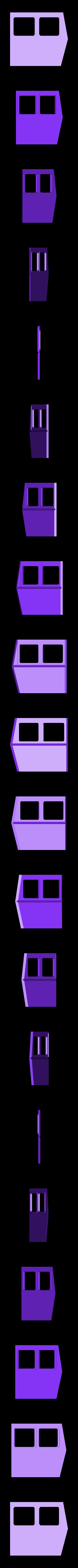 G lateral2 cabine.STL Download STL file Draisine Matisa for LGB • 3D printable object, biddle