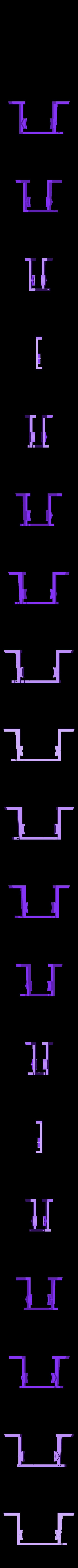 G freins boite essieu 1.STL Download STL file Draisine Matisa for LGB • 3D printable object, biddle