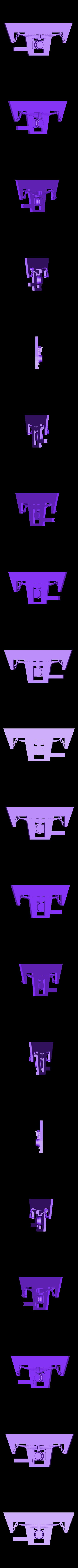 G boite essieu1.STL Download STL file Draisine Matisa for LGB • 3D printable object, biddle