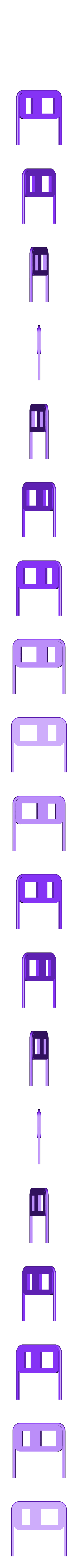 G support éclairage ARD.STL Download STL file Draisine Matisa for LGB • 3D printable object, biddle