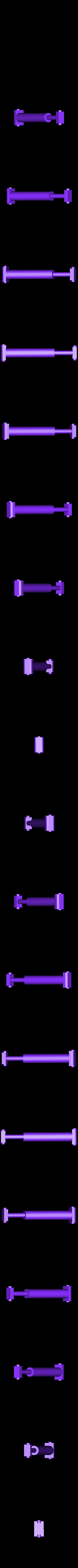 G verin bras1.STL Download STL file Draisine Matisa for LGB • 3D printable object, biddle