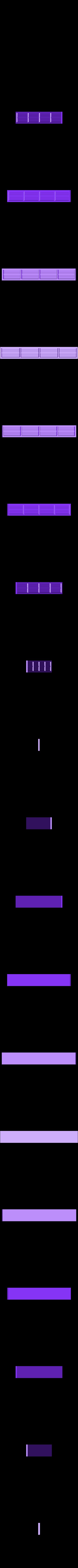 G Ridelle2.STL Download STL file Draisine Matisa for LGB • 3D printable object, biddle