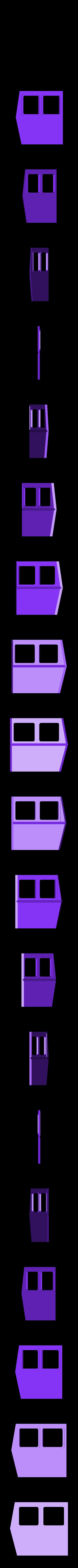 G lateral cabine.STL Download STL file Draisine Matisa for LGB • 3D printable object, biddle