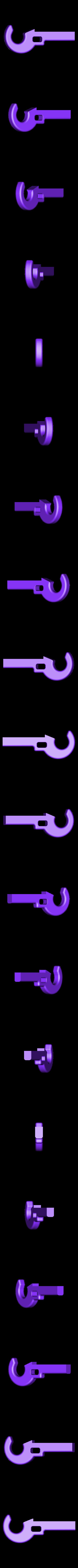 G crochet.STL Download STL file Draisine Matisa for LGB • 3D printable object, biddle