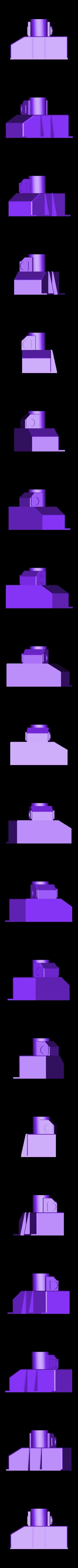 G Moteur bras.STL Download STL file Draisine Matisa for LGB • 3D printable object, biddle