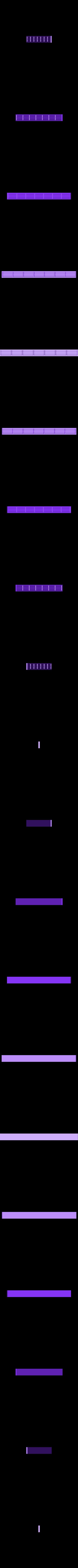G Ridelle1.STL Download STL file Draisine Matisa for LGB • 3D printable object, biddle