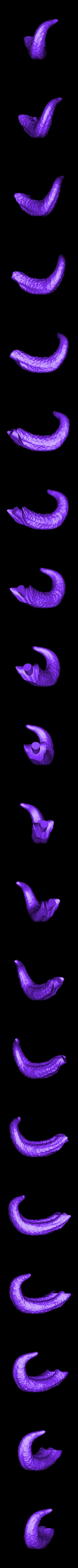 Tougue.stl Download STL file Venom Bust - Marvel 3D print model • 3D printable design, Bstar3Dart
