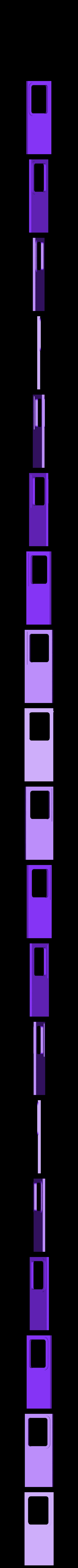 G porte cabine.STL Download STL file Draisine Matisa for LGB • 3D printable object, biddle