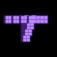 TechnoGothicCornerB.stl Download free STL file ScatterBlocks: TechnoGothic Walls (28mm/32mm scale) • Object to 3D print, Dutchmogul