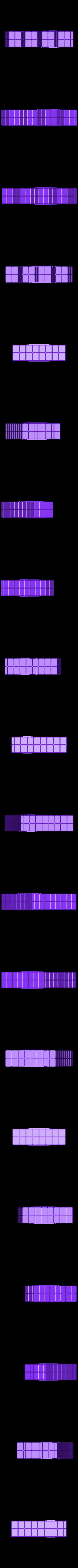 TechnoGothicCornerD.stl Télécharger fichier STL gratuit ScatterBlocks : Murs TechnoGothique (échelle 28mm/32mm) • Plan pour impression 3D, Dutchmogul