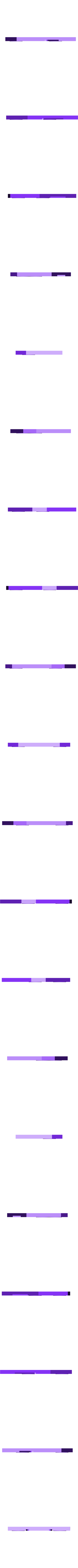 bottom lockplate.stl Download free STL file Fortnite Chest  • 3D print template, blecheimer