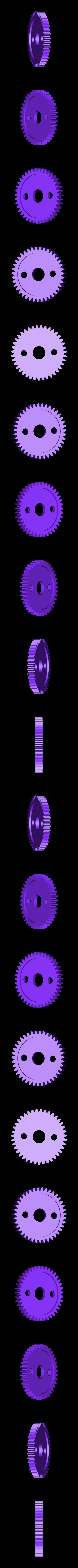 Table-SAW - Gear-Second-1.STL Download free STL file Table SAW • 3D print object, perinski