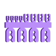holder.stl Download free STL file Cosmetic brush dryer • 3D print design, kpawel