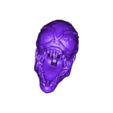 Head_1_8scale.stl Download STL file Super Venom - Marvel 3D print model • 3D printer model, Bstar3Dart