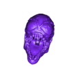 Head_1_6scale.stl Download STL file Super Venom - Marvel 3D print model • 3D printer model, Bstar3Dart