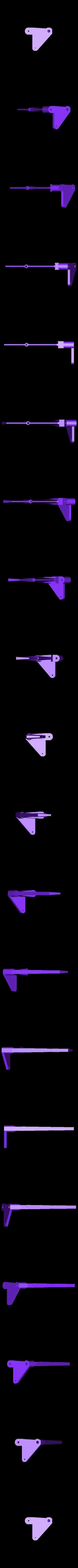 rudder02.stl Download STL file 3d printed rc boat • 3D print model, sergey2484