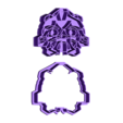 Bumblebee_stamp.stl Download free STL file Bumblebee and autobots cookie cutter • 3D printing template, AmineZed
