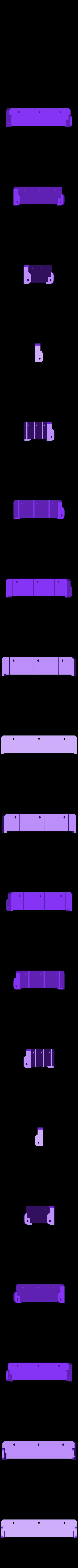 PCB_Wozek.stl Télécharger fichier STL gratuit Porte-cartes • Plan pour imprimante 3D, kpawel