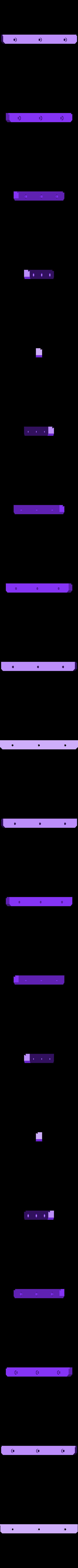 PCB_Ogranicznik.stl Télécharger fichier STL gratuit Porte-cartes • Plan pour imprimante 3D, kpawel