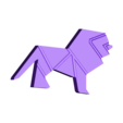 leon.stl Download free STL file lion jewelry • 3D printer object, goncastorena