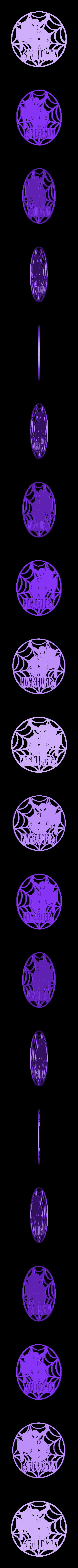 spiderman_reloj.stl Télécharger fichier STL gratuit Reloj Spiderman • Objet à imprimer en 3D, 3dlito