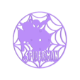 spiderman_reloj_normal.stl Télécharger fichier STL gratuit Reloj Spiderman • Objet à imprimer en 3D, 3dlito