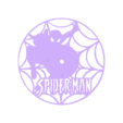 reloj_spiderman_agujero_9mm.stl Télécharger fichier STL gratuit Reloj Spiderman • Objet à imprimer en 3D, 3dlito