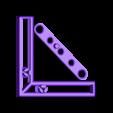 Ladder_Falling_Ver_B.stl Télécharger fichier STL gratuit Échelle coulissante, Ellipse • Objet pour imprimante 3D, LGBU