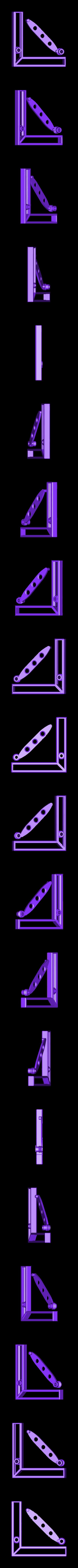 Ladder_Falling_Ver_A.stl Télécharger fichier STL gratuit Échelle coulissante, Ellipse • Objet pour imprimante 3D, LGBU