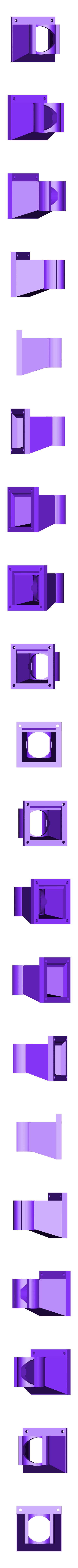 Smart_Effector_40mm_Fan_Adapter.stl Download free STL file 40mm Fan Adaptor For Smart Effector • 3D printable object, gaza07