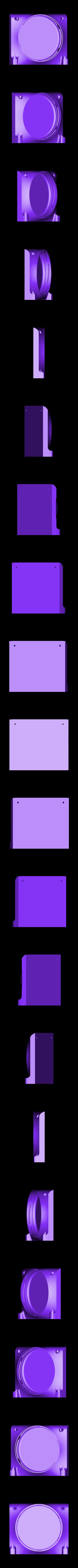 porte pot1.2.stl Télécharger fichier STL gratuit Hanging jar holder • Design à imprimer en 3D, Barbe_Iturique